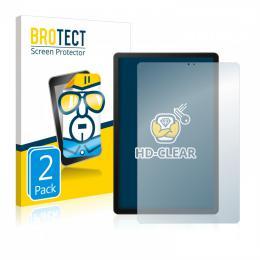 2x BROTECTHD-Clear Screen Protector Samsung Galaxy Tab S5e