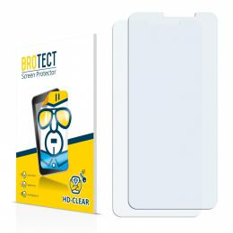 2x BROTECTHD-Clear Screen Protector Cubot J3 Pro
