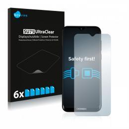 6x SU75 Ultra Clear Screen Protector Doogee Y8