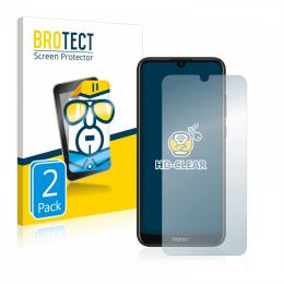 2x BROTECTHD-Clear Screen Protector Honor 8A