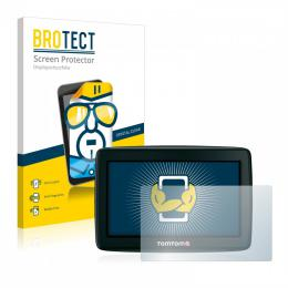 2x BROTECTHD-Clear Screen Protector TomTom Start 25 Europe Traffic