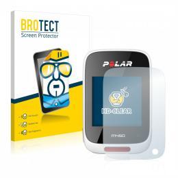 2x BROTECTHD-Clear Screen Protector Polar M450