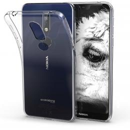 Pouzdro GEL pro Nokia 7.1 èiré