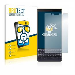 AirGlass Premium Glass Screen Protector BlackBerry Key2 LE