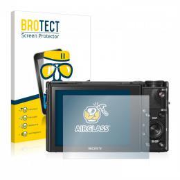 AirGlass Premium Glass Screen Protector Sony Cyber-Shot DSC-RX100 VI