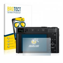 AirGlass Premium Glass Screen Protector Panasonic Lumix DC-TZ202
