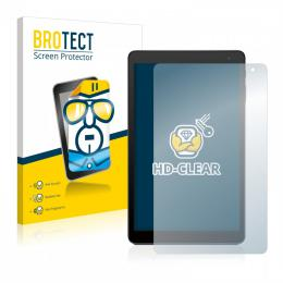 2x BROTECTHD-Clear Screen Protector Alcatel 1T 10