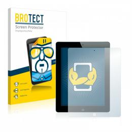 2x BROTECTHD-Clear Screen Protector Apple iPad (4. Generation)