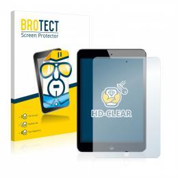 2x BROTECTHD-Clear Screen Protector Apple iPad Mini 2