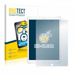 2x BROTECTHD-Clear Screen Protector Apple iPad Pro 10.5 2017