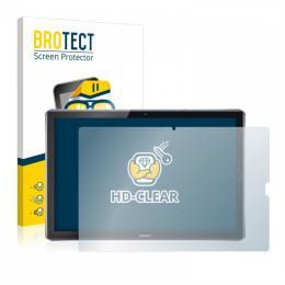 2x BROTECTHD-Clear Screen Protector Huawei MediaPad M5 10.8