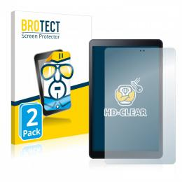 2x BROTECTHD-Clear Screen Protector Samsung Galaxy Tab A 10.5