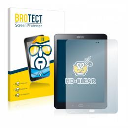 2x BROTECTHD-Clear Screen Protector Samsung Galaxy Tab S2 9.7