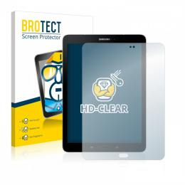 2x BROTECTHD-Clear Screen Protector Samsung Galaxy Tab S3 9.7