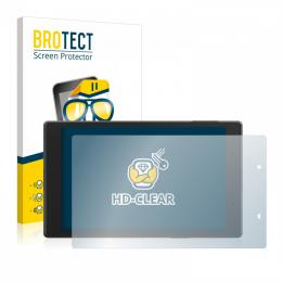 2x BROTECTHD-Clear Screen Protector Lenovo Tab 4 8