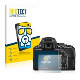 AirGlass Premium Glass Screen Protector Nikon D3500