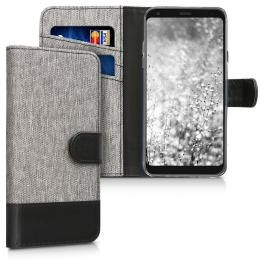 Pouzdro pro LG Q7 šedé
