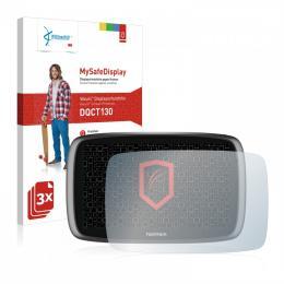 3x Vikuiti MySafeDisplay Screen Protector TomTom GO 610