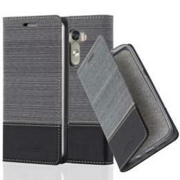 Pouzdro FLIP pro LG G3 šedé