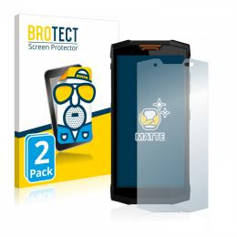 2x BROTECTHD-Matte Screen Protector Doogee S80