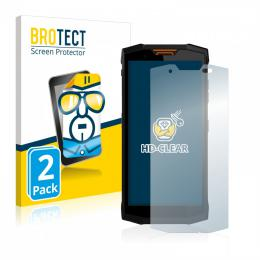 2x BROTECTHD-Clear Screen Protector Doogee S80