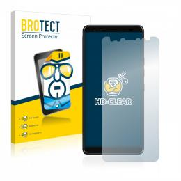 2x BROTECTHD-Clear Screen Protector HTC U12 Plus