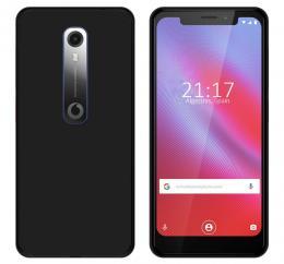Pouzdro GEL pro Vodafone Smart N10 èerné