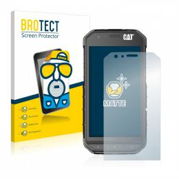 2x BROTECTHD-Matte Screen Protector Caterpillar Cat S31