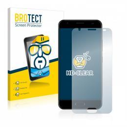 2x BROTECTHD-Clear Screen Protector Ulefone Power 2