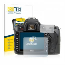 AirGlass Premium Glass Screen Protector Nikon D90