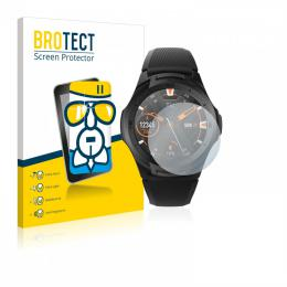 AirGlass Premium Glass Screen Protector TicWatch S2