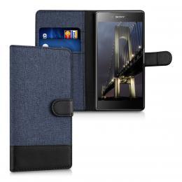 Pouzdro pro Sony Xperia Z5 Premium modré