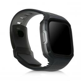 Náhradní øemínek pro Fitbit Versa Lite èerný