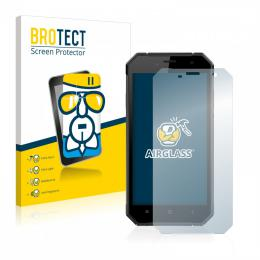 AirGlass Premium Glass Screen Protector Nomu S30