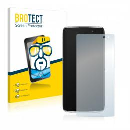 2x BROTECTHD-Clear Screen Protector Alcatel Idol 4S
