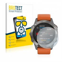 AirGlass Matte Glass Screen Protector Garmin Fenix 6 (47 mm)