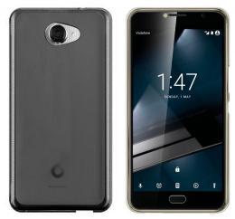 Pouzdro GEL pro Vodafone Smart Ultra 7 èerné