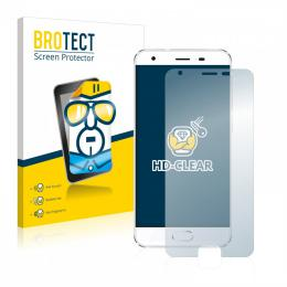 2x BROTECTHD-Clear Screen Protector Oukitel K4000 Plus