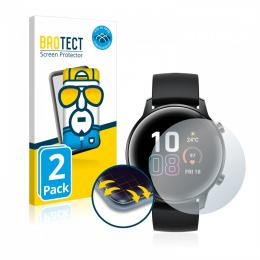 2x BROTECT Flex Full-Cover Protector Honor Watch Magic 2 (42 mm)