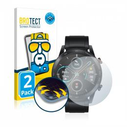 2x BROTECT Flex Full-Cover Protector Honor Watch Magic 2 (46 mm)