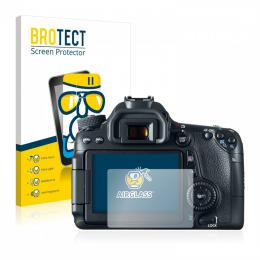 AirGlass Premium Glass Screen Protector Canon EOS 70D