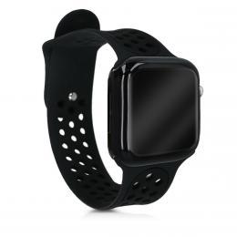 Náhradní øemínek pro Apple Watch 40mm (Series 4 / 5) èerný