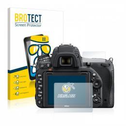 AirGlass Premium Glass Screen Protector Nikon D750