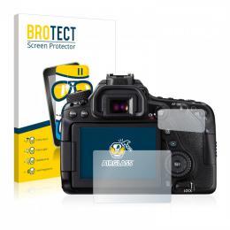 AirGlass Premium Glass Screen Protector Canon EOS 80D