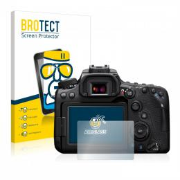 AirGlass Premium Glass Screen Protector Canon EOS 90D