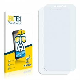 2x BROTECTHD-Clear Screen Protector Blackview BV9600 Pro