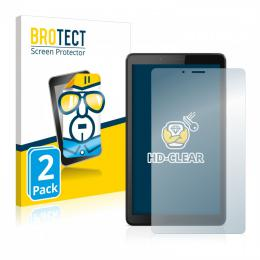 2x BROTECTHD-Clear Screen Protector Lenovo Tab M7