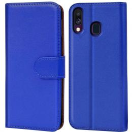 Pouzdro pro Samsung Galaxy M20 modré