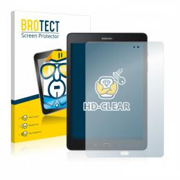 2x BROTECTHD-Clear Screen Protector Samsung Galaxy Tab A 9.7 SM-T555