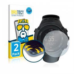 2x BROTECT Flex Full-Cover Protector Suunto Ambit3 Peak Black